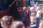 Strażacy w przedszkolu
